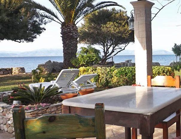 View of Psaras Bay Corfu